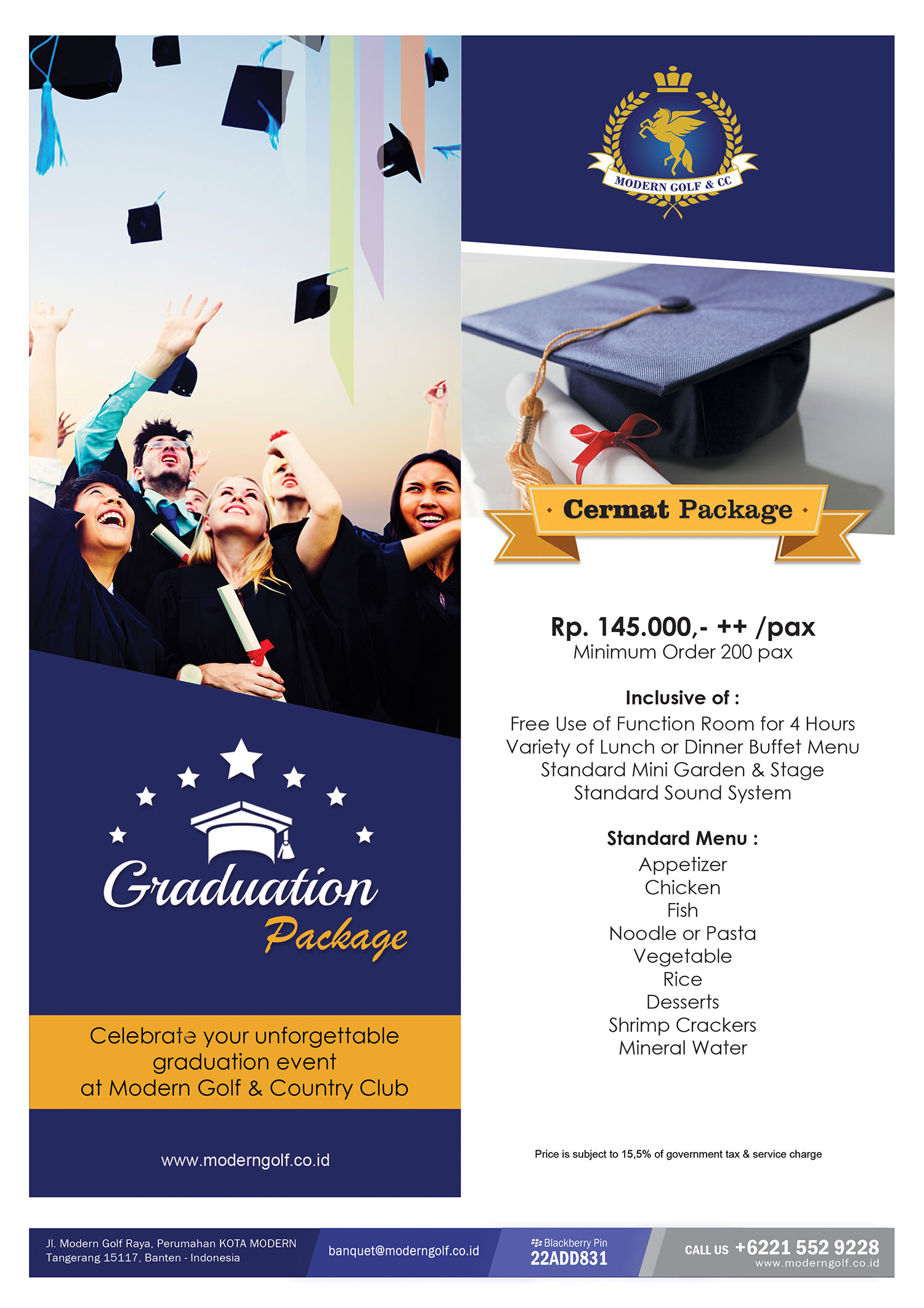 Graduation Package 2017