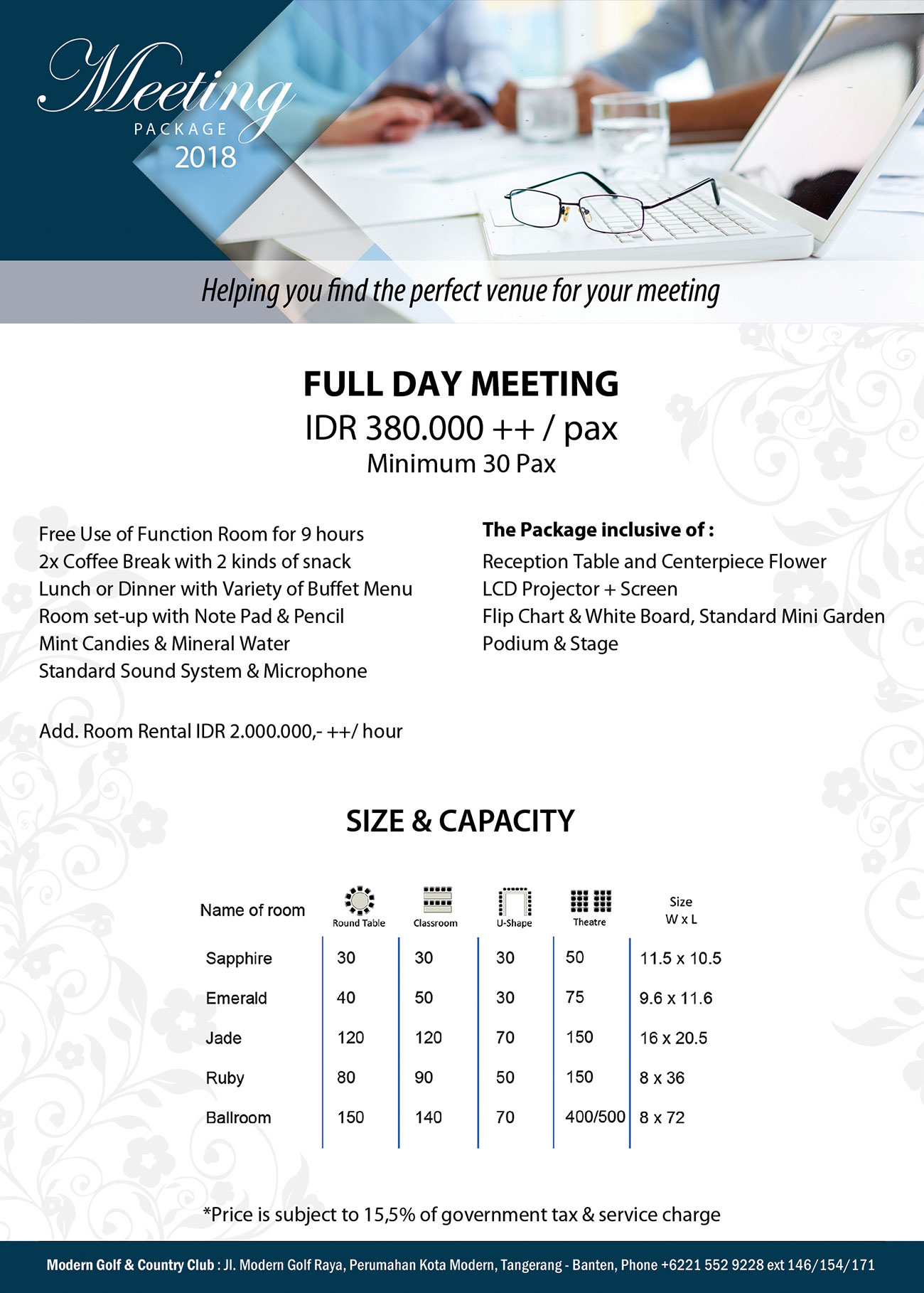 Meeting Full Day