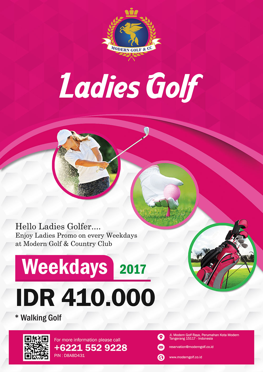 Ladies Golf 2017