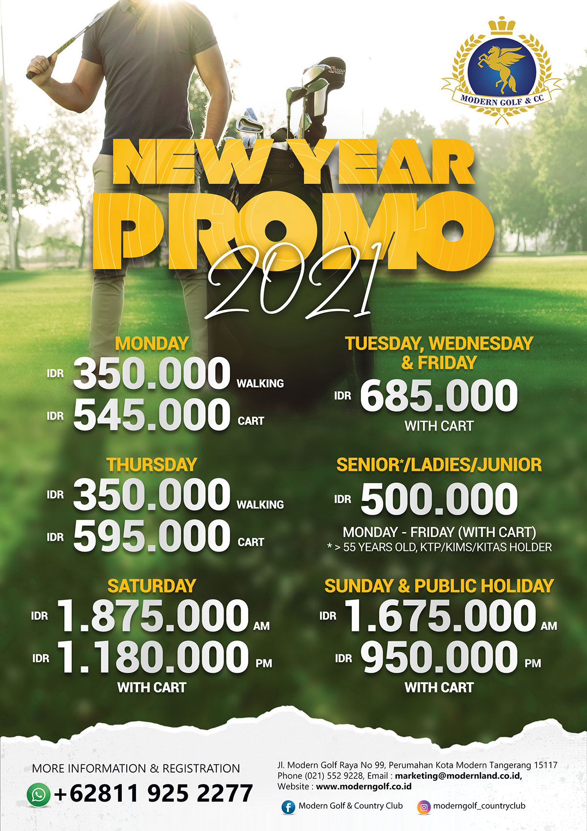 New year Promo 2021