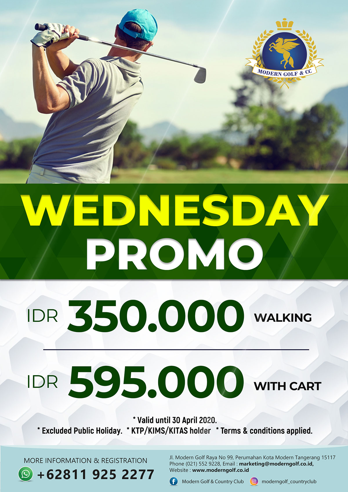 Wedneysday Promo